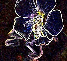 ZEE NEON BEE IZ NOT ZEE BEE ON ME by SMOKEYDOGSOCKS