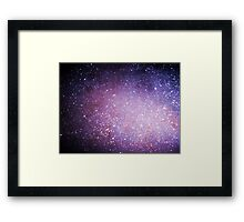 Bursting Bubbles in the Galaxy!  Framed Print