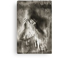 Stop These Thoughts Running Through My Head Canvas Print