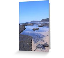 Arfastar Rockpool Greeting Card