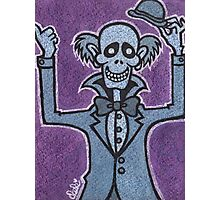 Ezra - Hitchiking Ghost - The Haunted Mansion Photographic Print