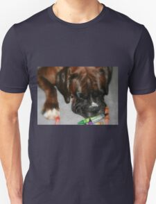 Crayons smells pretty good to me....  -Boxer Dogs Series- T-Shirt