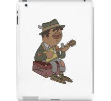 Swampy johnson iPad Case/Skin