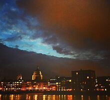 Layers Over London by mgaspard
