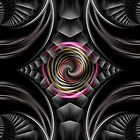 Cosmic Stairs In Trans Dimensional Flux by xzendor7