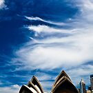 Sydney Opera House by Sheila  Smart