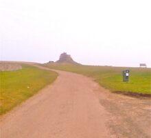 Lindasfarne castle Holy Island Northumbria..... by marieangel