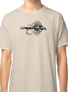 Black Camo Fly - Fly fishing t-shirt Classic T-Shirt