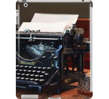 Chapter One iPad Case/Skin