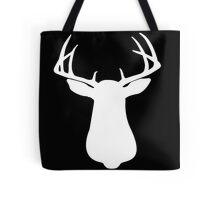 Beautiful Buck Silhouette Tote Bag
