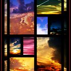 SKYSCAPE COLLAGE by Terra 'Sunshine' Gilbert