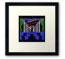 Angel Land Happy Ending Framed Print
