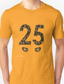 T-Shirt 25/85 (Parenting) by Charlie Brown T-Shirt