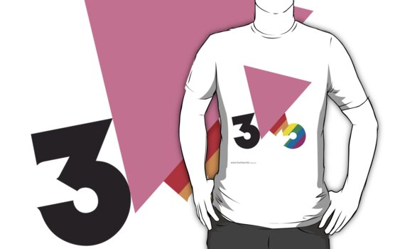 T-Shirt 33/85 (Workplace) by Toko by WEAR IT WITH PRIDE (ACON)