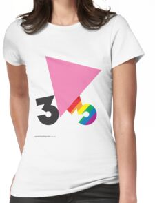 T-Shirt 33/85 (Workplace) by Toko Womens Fitted T-Shirt