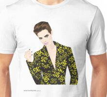 T-Shirt 35/85 (Workplace) by Leon Vs Pippa Unisex T-Shirt