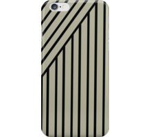 Military Inspired Stripes on Dust Fashion iPhone Case/Skin