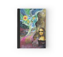 Visual Text 2 Hardcover Journal
