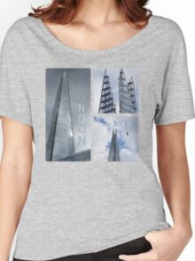 London - The Shard Women's Relaxed Fit T-Shirt