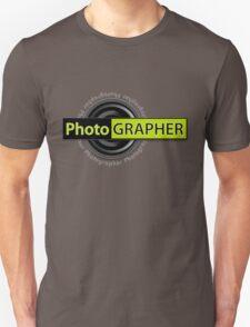 PhotoGRAPHER Short Sleeve T-Shirt