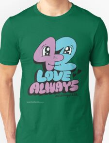 T-Shirt 42/85 (Relationships) by Jeremyville T-Shirt