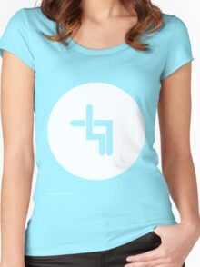 T-Shirt 47/85 (Relationships) by Shane Allen Women's Fitted Scoop T-Shirt