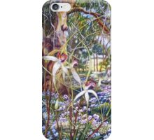 Walking into the Light iPhone Case/Skin