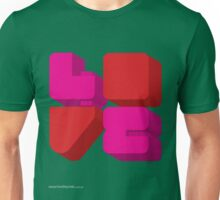 T-Shirt 48/85 (Relationships) by Jo Dickison Unisex T-Shirt