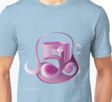 T-Shirt 51/85 (Social Security) by Christos Roussos Unisex T-Shirt