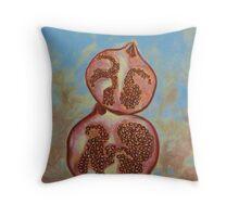Pomegranate 2 Throw Pillow