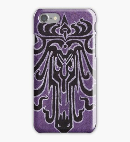 Cooridor of Doors - Haunted Mansion Wallpaper iPhone Case/Skin