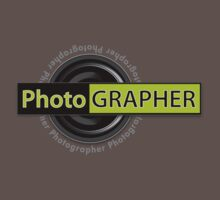 PhotoGRAPHER Long Sleeve by Jim Felder