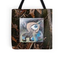 The Sparkle Beast Tote Bag