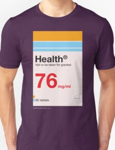 T-Shirt 76/85 (Health & Ageing) by Joseph Allen Shea T-Shirt