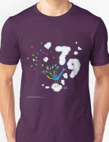 T-Shirt 79/85 (Health & Ageing) by Okayboss  T-Shirt