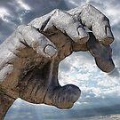 The Hand by JGetsinger