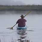 Canoeing in Fullerton by jhea5333
