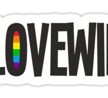 #LoveWins Sticker