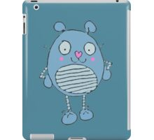 Pinkie Blue iPad Case/Skin