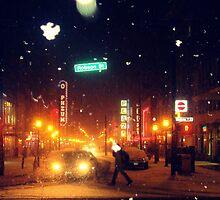 Light flurries by joncranny