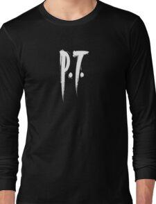 P.T fan shirt. Long Sleeve T-Shirt