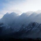 Mountain Mist by Jan  Tribe