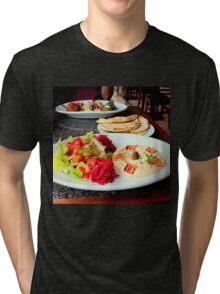 West Coast Middle Eastern Tri-blend T-Shirt