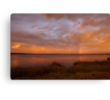The Calm after the Storm Canvas Print