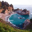 McWay Falls by Mark Ramstead