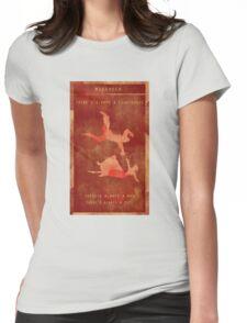 Bioshock Infinite Gaming Poster Womens Fitted T-Shirt