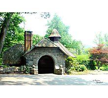 Rock Cottage Photographic Print