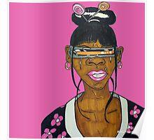 Cyclops Samurai Poster