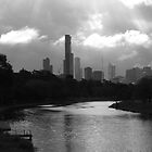 The Yarra  by missmarbles