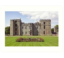 Chillingham Castle Art Print